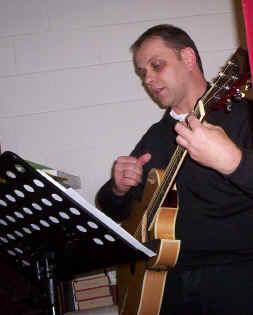 Pastor Stefan Wolf