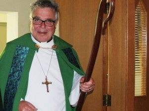 2014 Bishop of the Eastern Synod Michael Pryse at Martin Luther Church