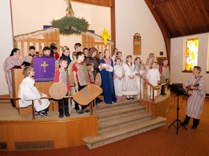 2013 Christmas Play -finale