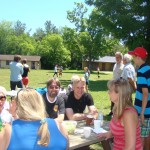 2014 Martin Luther Church Picnic at Camp Edgewood