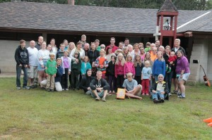 2014 Martin Luther Church at Camp Lutherlyn