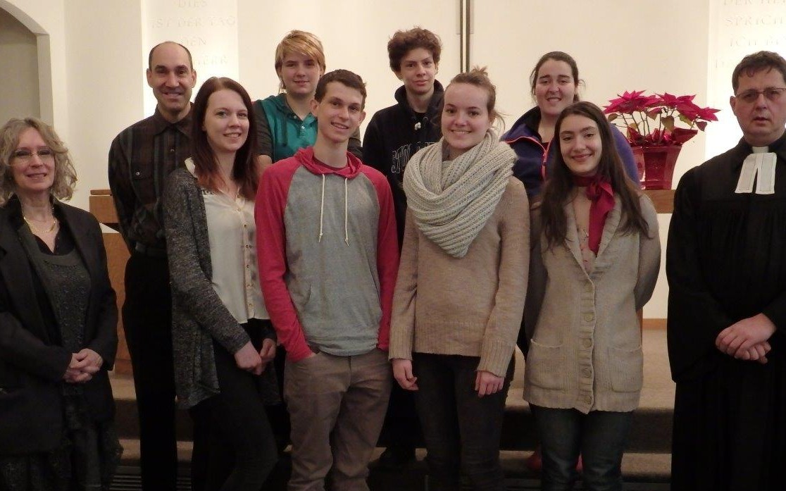 2015 Youth Group Weekend Retreat In Ottawa
