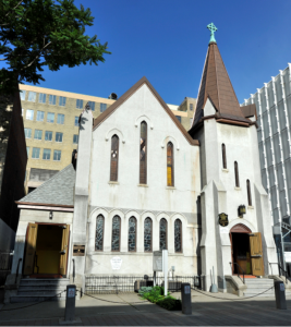 First Evangelical Lutheran Church |Erste Evangelisch-Lutherische Kirche