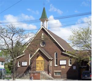 St. George's Evangelical Lutheran Church | Evangelische-Lutherische St. Georgs- Kirche