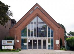 Church Front Doors