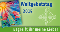 World Day Of Prayer, 2015 (Bahamas) Will Be At Martin Luther Church On Friday March 6th, 2015 At 12:00 Noon (in German)