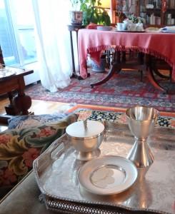 2015 Home Visit for pastoral care