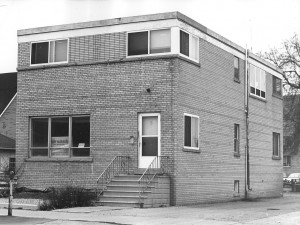 Daycare building 1970