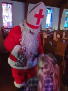2015 Christmas Bazaar -St Nick