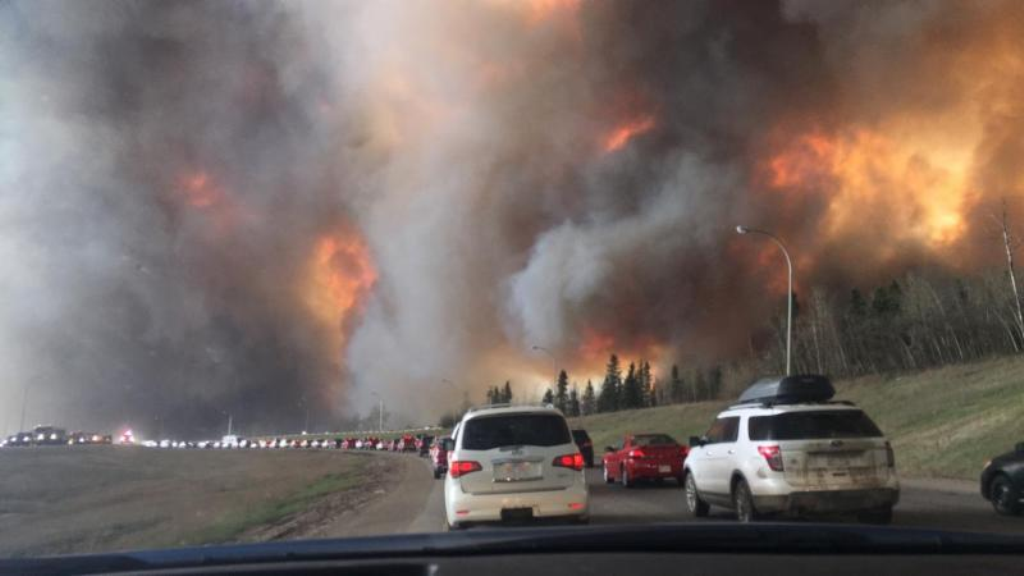 Fort McMurray Wildfire Appeal