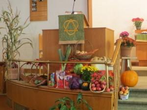 Erntedankfest Decoration