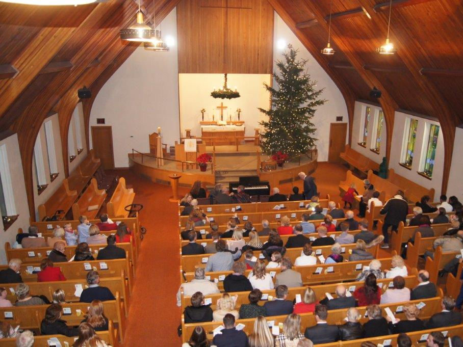 2016 Christmas Service 3 4 3