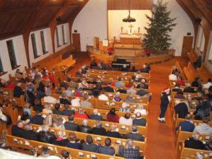 2016 Christmas Service