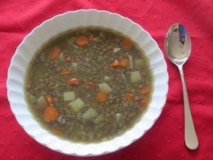 Lenten Soup Luncheons 2017