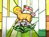 8. Easter: Resurrection of Christ, Symbol: Lamb of God. Flower: Daisy = Innocence