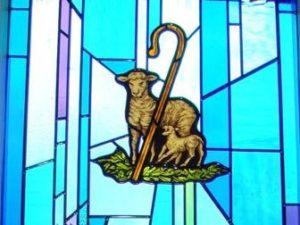 4. Free Time: period between major festivals during the church year, Symbol: Shepherd's Rod (Jesus the good shepherd) Flower: Violet = Humility
