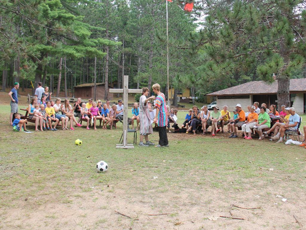2015 Summer Camp