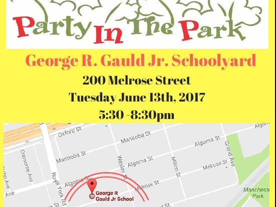 Party In The Park 2017 In Mimico