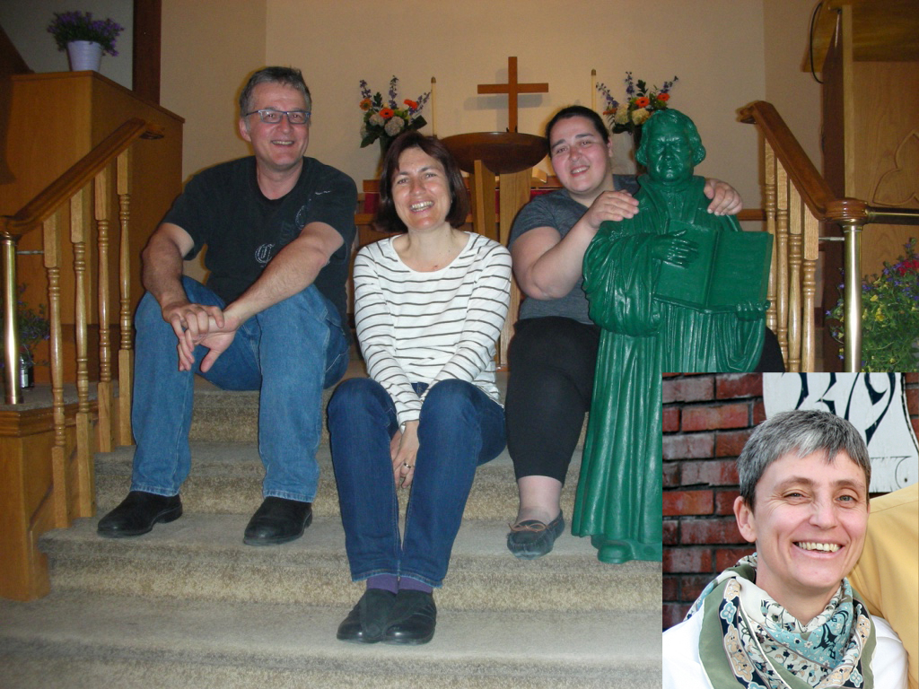 MLC Interviews: (1) Lay Preacher Iris Schweiger