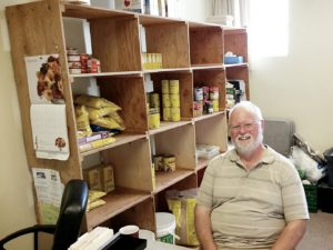 Food Bank at MLC