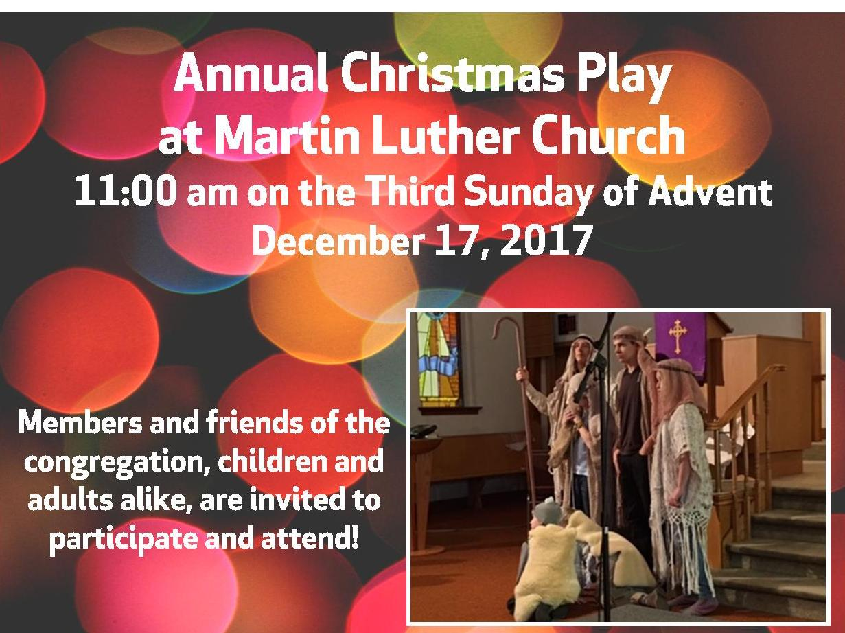 Experience The Christmas Play Behind The Scences