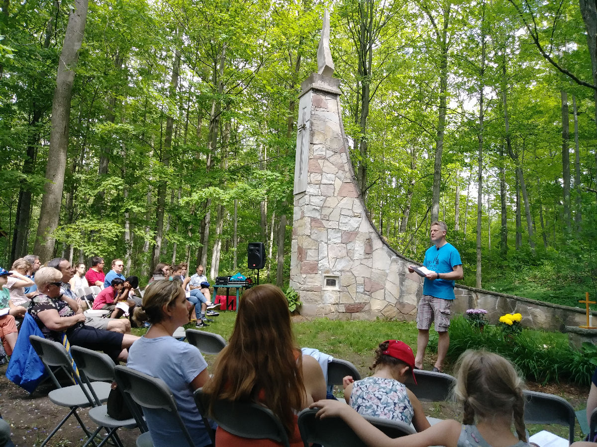 Martin Luther Church Picnic And Camp Lutherlyn Fundraiser On June 17 At Camp Sidrabene, Burlington