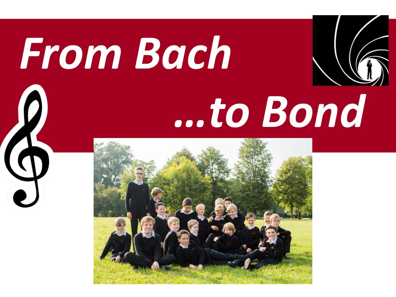 Muenchner Knabenchor Concert Poster
