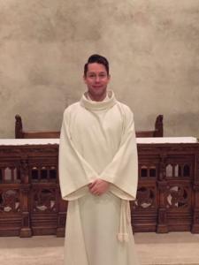 Vicar Adam McComb