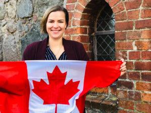 Vicar Caroline Raddatz Dec 2019