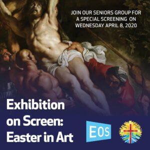 2020-Seniors group EasterInArt film invite