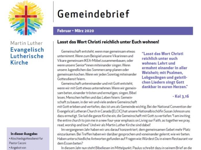 2020 Feb Mrz MLK Gemeindebrief -posting