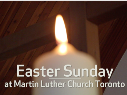 2020 Easter Sunday Screen Shot Apr 11 Candle