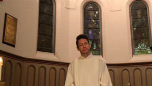 2020 Sun Apr 19 MLC Online Worship -Vicar Adam McComb
