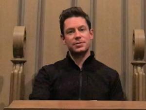 2020 Vicar Adam McComb