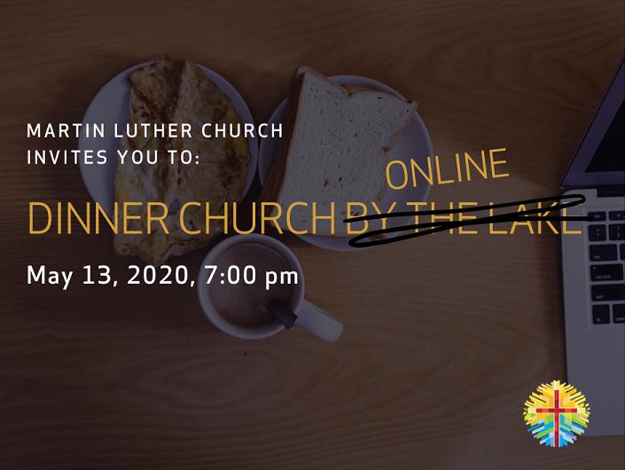 Join Us For Dinner Church Online