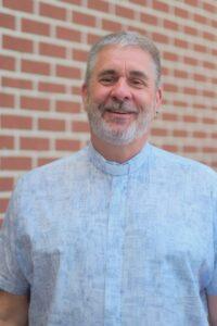 Pastor Steve Hoffard