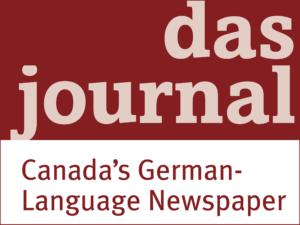 Das Journal {Toronto newspaper} logo