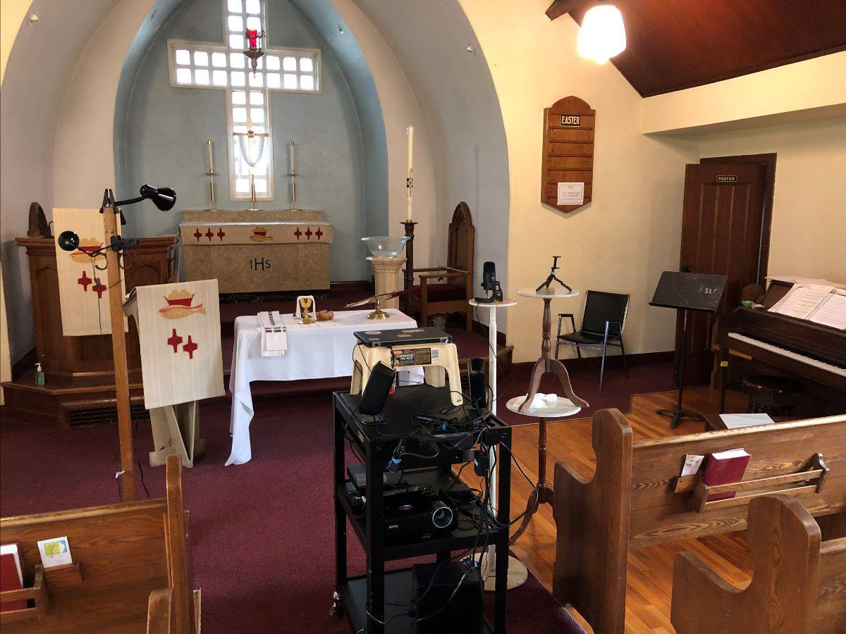 Live-stream Worship Pilot Project, Sundays
