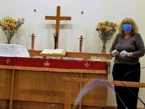 2020 Annette Rowles -Altar Guild Oct 18