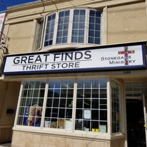 Great-Finds-Thrift-Store formerly at 2358 Lake Shore Blvd West