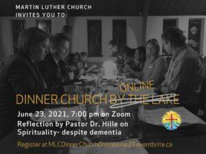 MLC Dinner Church Online June23-2021 flyer