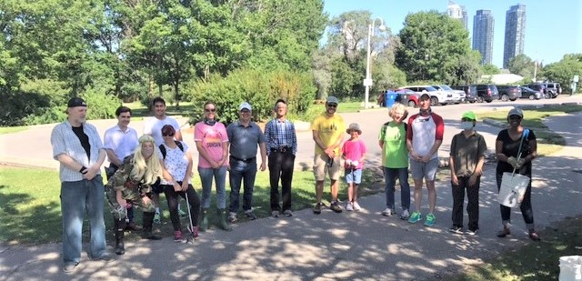 2021 Shoreline Tidy-up and Picnic