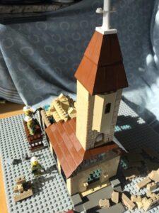 2021 September Devotion -Church Building