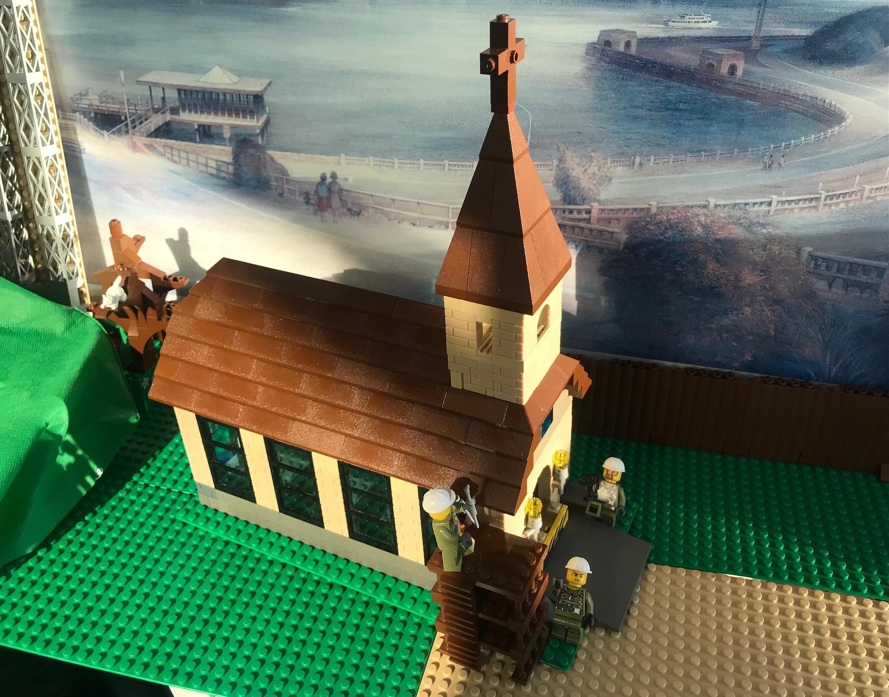Pastorin Klappert's September Andacht – Weiter Am Haus Gottes Bauen