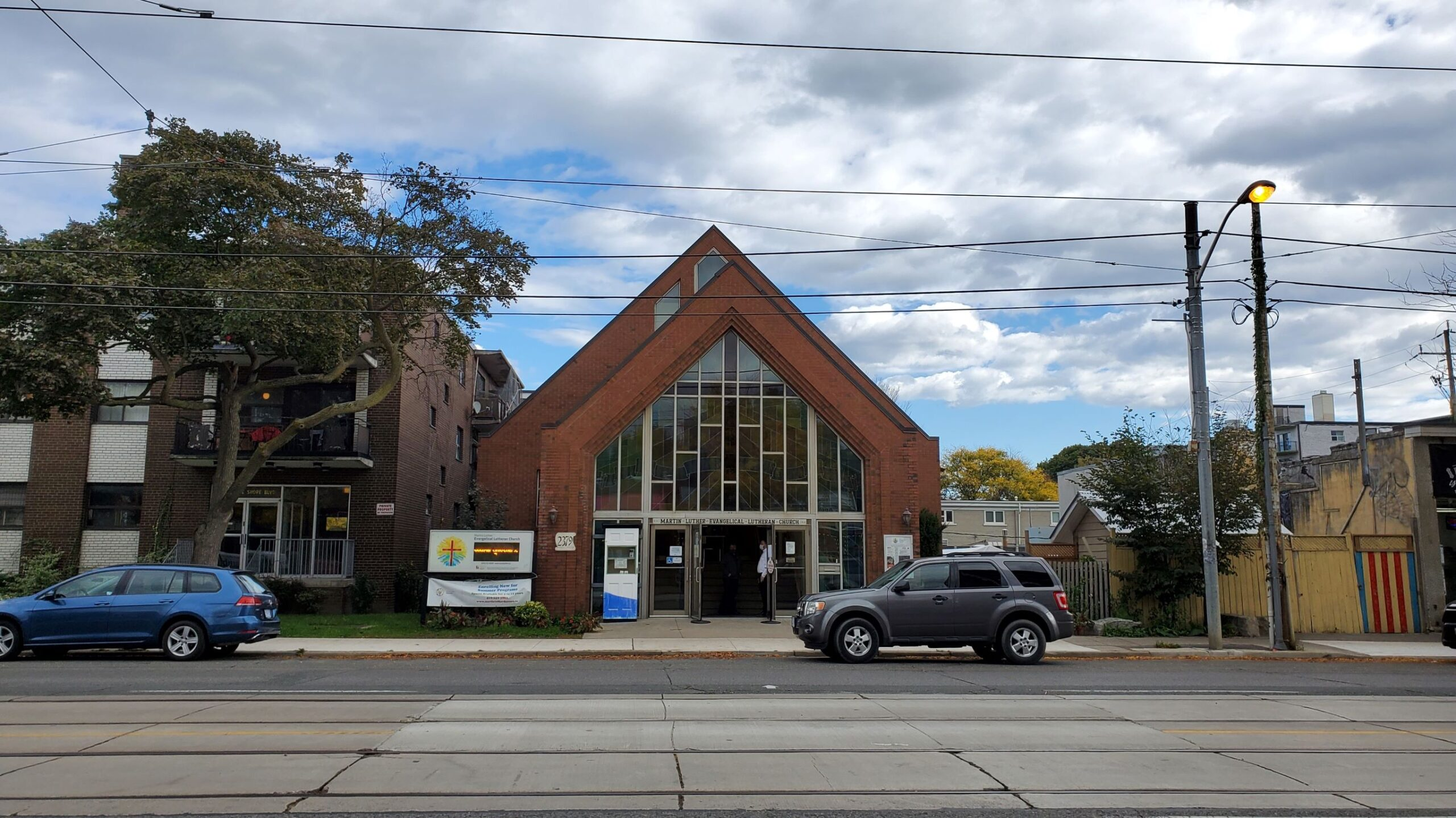 2021 Oct 17 streetfront church building