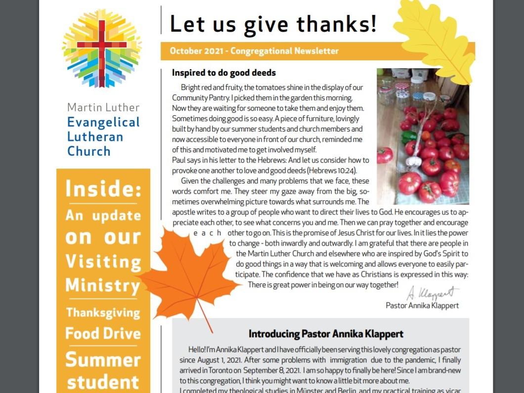 2021 October newsletter 4x3 blog